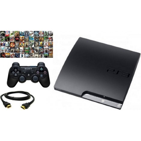 PlayStation 3 320GB PAD 4 GRY