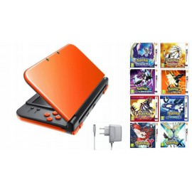 New Nintendo 3DS XL + Pokemon
