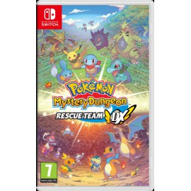 POKEMON MYSTERY DUNGEON : RESCUE TEAM DX